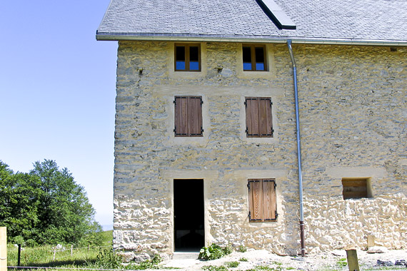 réhabilitation grange en pierres