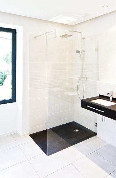 salle de bain style art déco