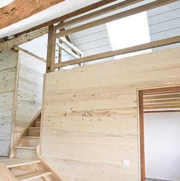 architecte grenoble am nagement int rieur sous chamrousse. Black Bedroom Furniture Sets. Home Design Ideas