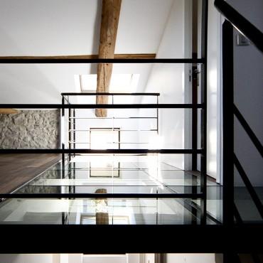 Aménagement intérieur maison art déco
