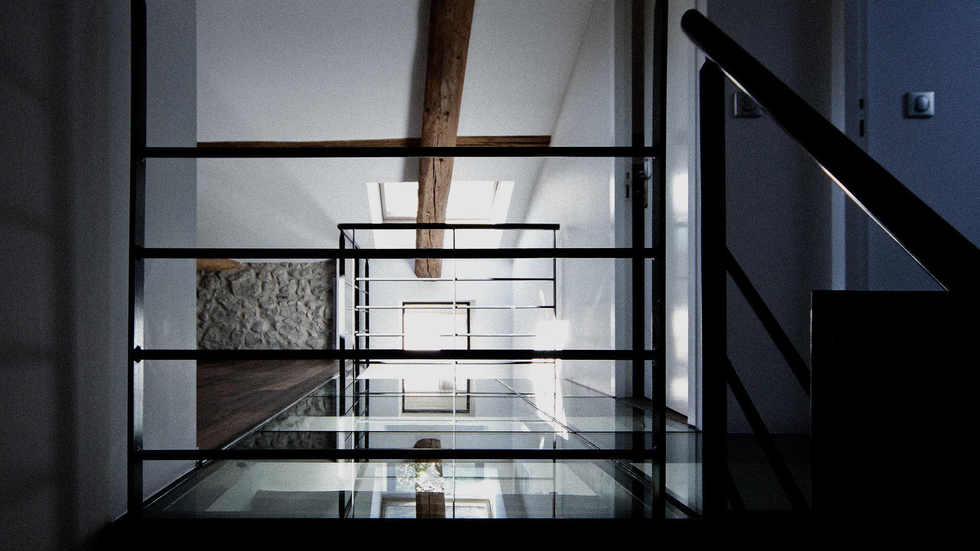 Réalisation d'architecture d'intérieur dans la maison Art et déco